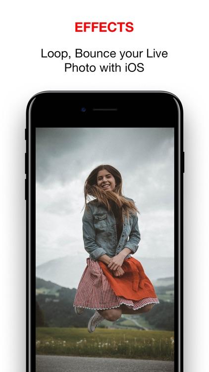 Video to Live Photo Wallpapers screenshot-4