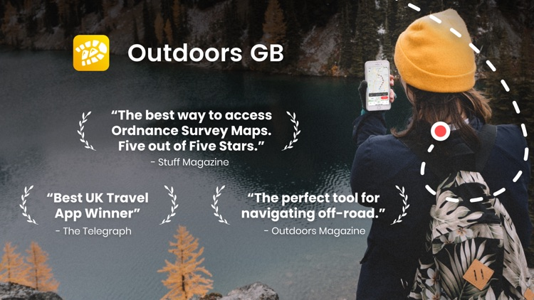 Outdoors GB - Offline OS Maps screenshot-5