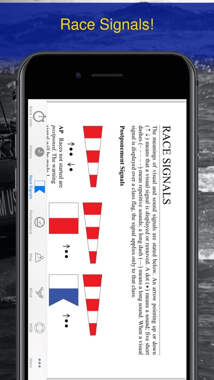 Race Master Sail Timer + Speed screenshot-3