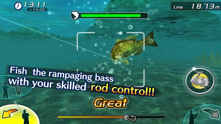 Bass Fishing 3D II screenshot-3