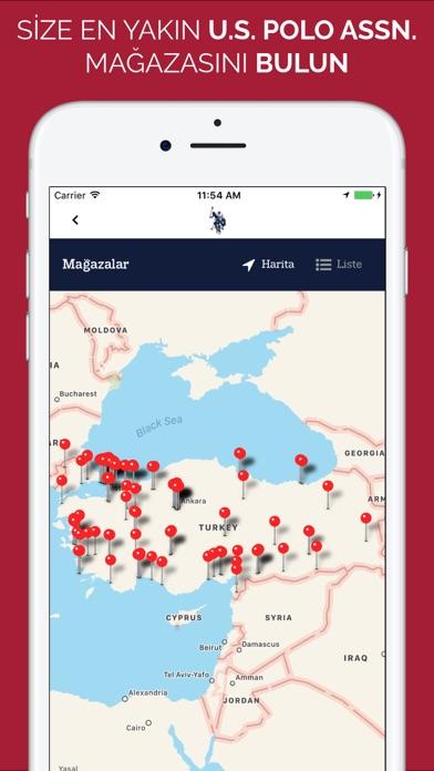 Screenshot for U.S. Polo Assn. in Turkey App Store