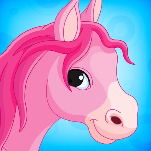 Kids Pony Labyrinth: Maze Games for Girls
