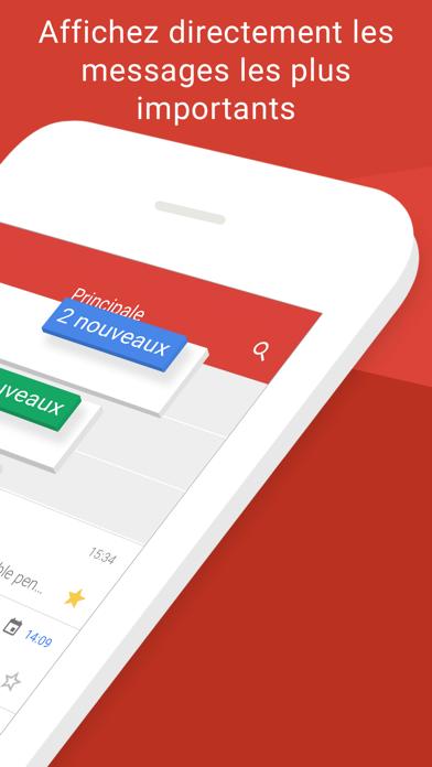 Screenshot #2 pour Gmail – l'e-mail Google