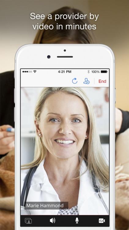 Online Connect - Doctors 24/7 screenshot-3