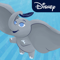 App Icon for Disney Stickers: Dumbo App in Brazil IOS App Store