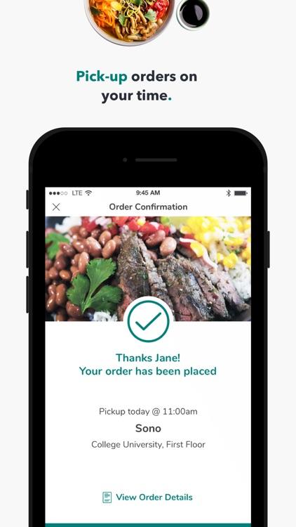 Boost: Mobile Food Ordering screenshot-4