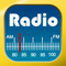 App Icon for Radio FM ! App in New Zealand App Store