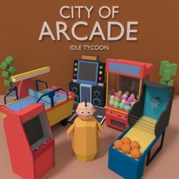 City Of Arcade - Idle Tycoon