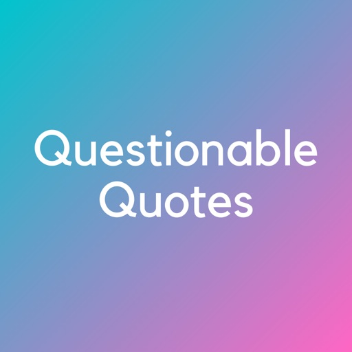 Questionable Quotes icon