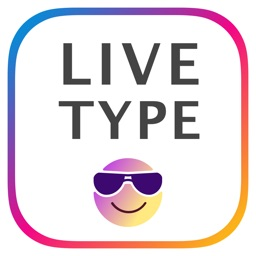 LiveType: Slide Text Story