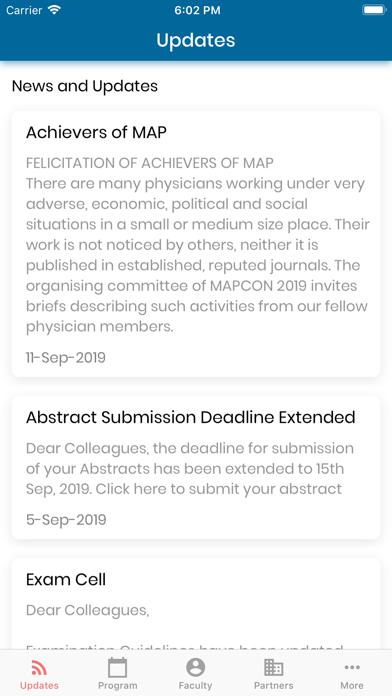MAPCON 2019 screenshot 1
