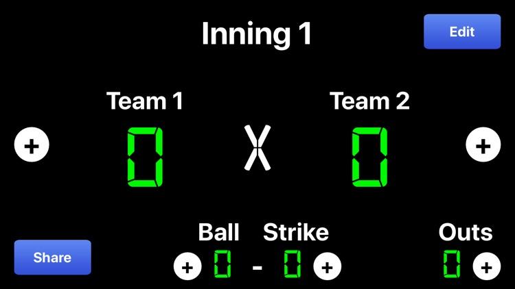 Virtual Scoreboard - Scores screenshot-5