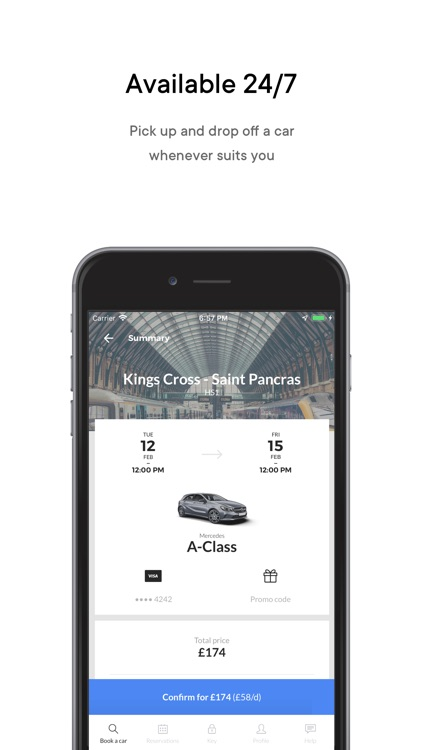 Virtuo: Hassle-free Car Rental