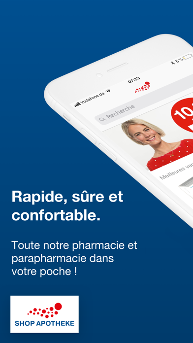 Screenshot #1 pour SHOP PHARMACIE