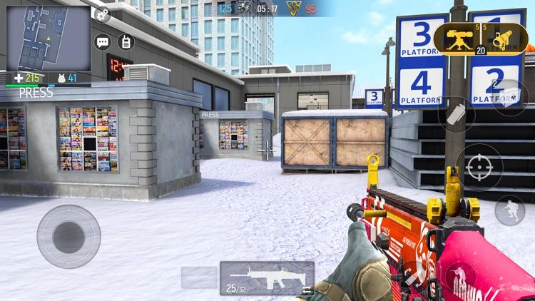 Modern Ops: Online Shooter FPS screenshot-4