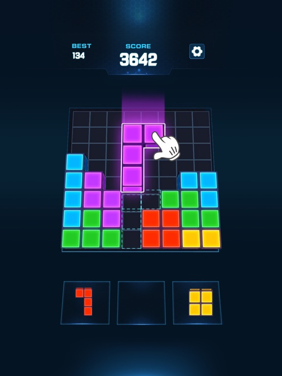 Block Puzzle Game: Color Cube screenshot 7