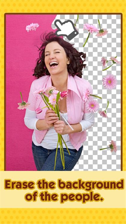 Photo Eraser - Pics Cutout Cam