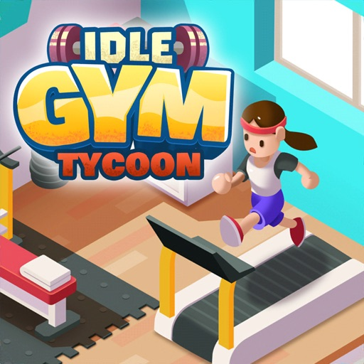Idle Fitness Gym Tycoon - Game icon