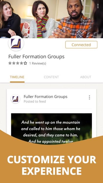 FULLER Groups