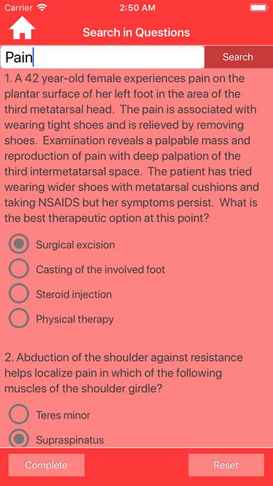Physician Assistant Practice screenshot 7