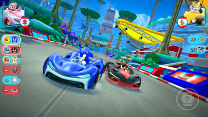 Sonic Racing screenshot 2