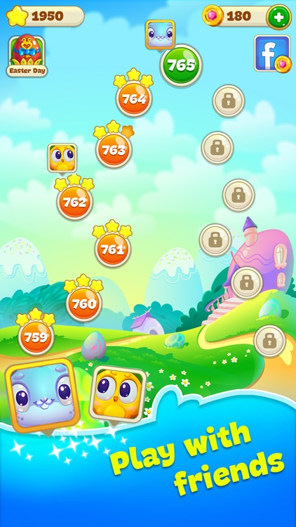 Easter Sweeper: Match 3 Games screenshot-3