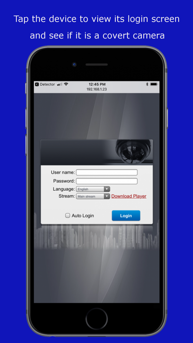 Screenshot for Hidden Camera Detector in Lebanon App Store