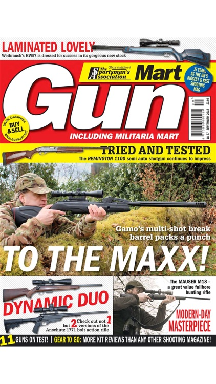 GunMart Magazine screenshot-8