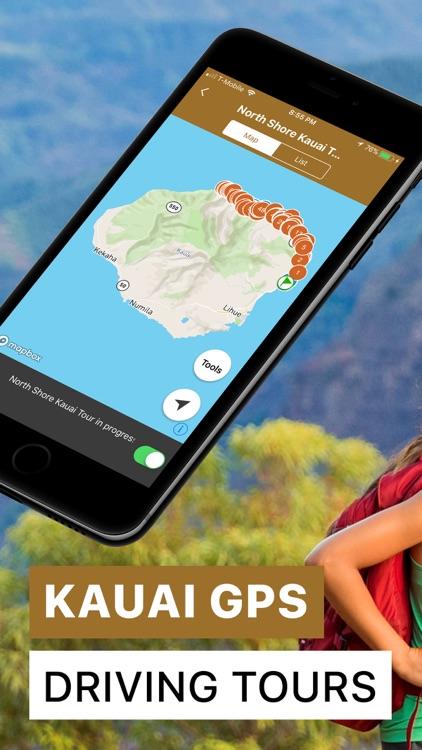 Kauai Driving Tour Road Trips screenshot-0