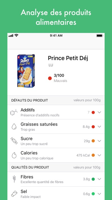 download Yuka - Scan de produits apps 2
