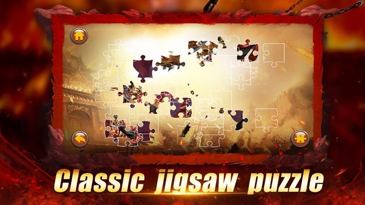 Jigsaw:Warriors