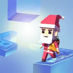 Santa Run-Santa's mad journey