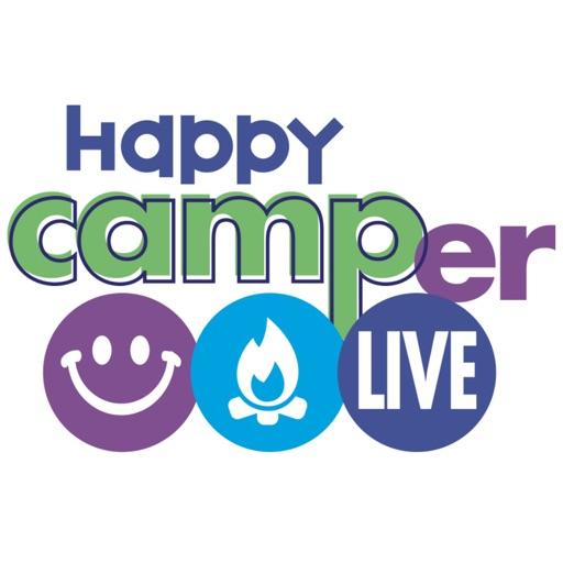 HAPPY CAMPER LIVE