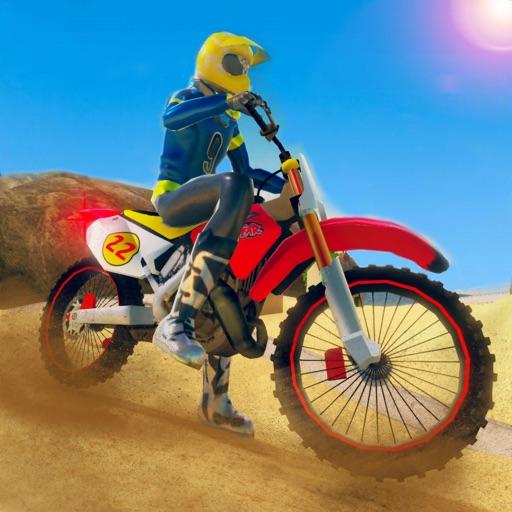 мото-кросс грязи велосипед