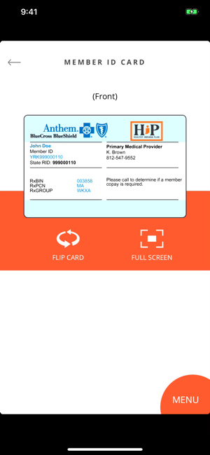 Anthem Blue Cross Insurance Id Number | aesthetic name