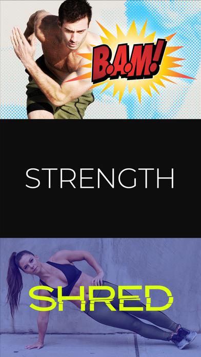 NEOU: Fitness & Exercise App Screenshot