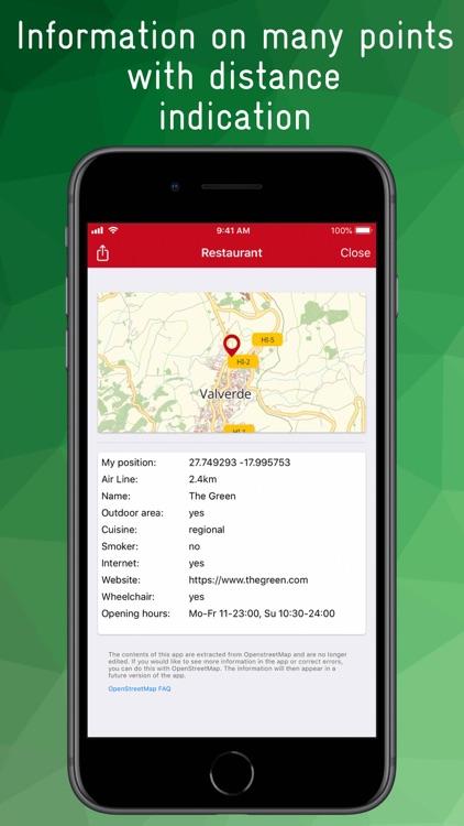 El Hierro Offline Map screenshot-6