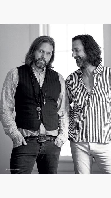 Classic Rock Magazine Screenshot
