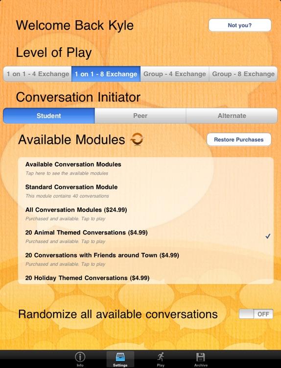 ConversationBuilder™ screenshot-9