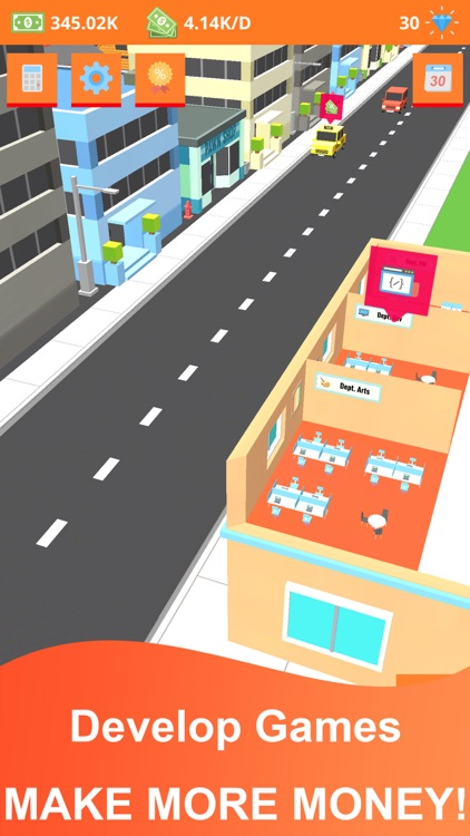 Idle Game Tycoon: Game Company screenshot-3