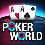Poker World - Offline Poker icon