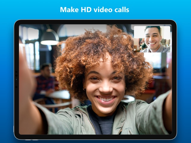 Skype for iPad on the App Store