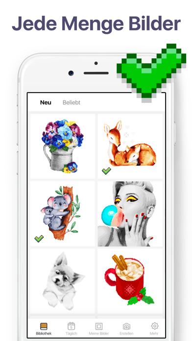 App Malen Nach Zahlen Erwachsene