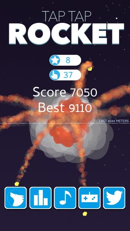 Tap Rocket - Galactic Frontier screenshot-4