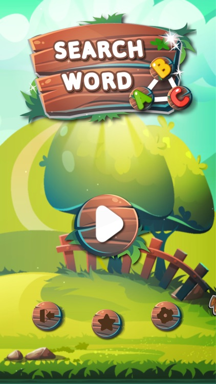 Search Word Funny Game