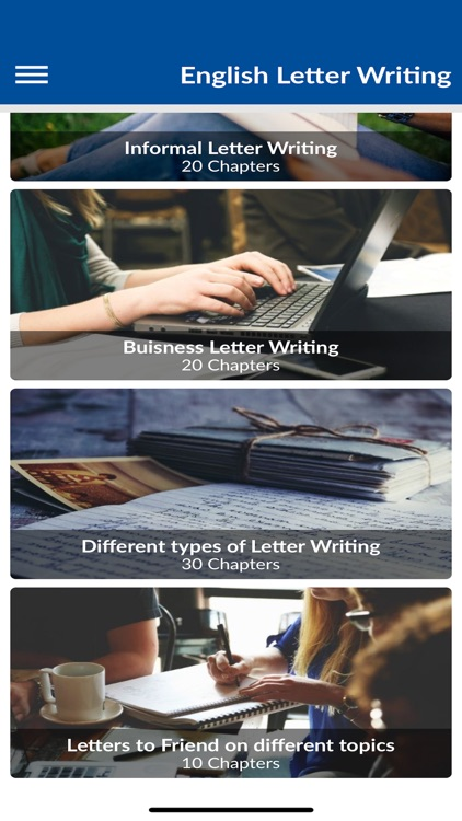 English Letter Writing Guide