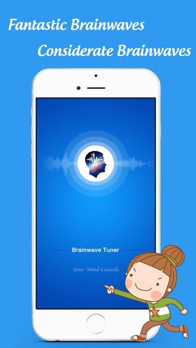 BrainWave Tuner-Binaural beats Screenshots