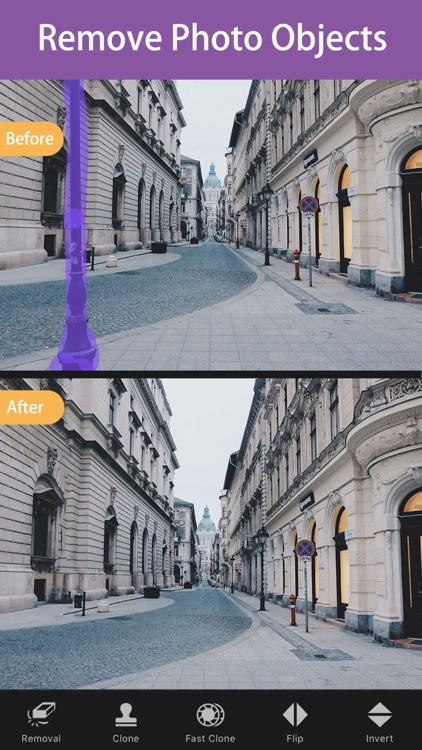 RetouchPhoto - Object Removal