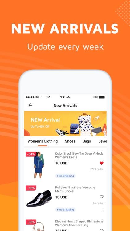 KiKUU: Online Shopping Mall screenshot-6