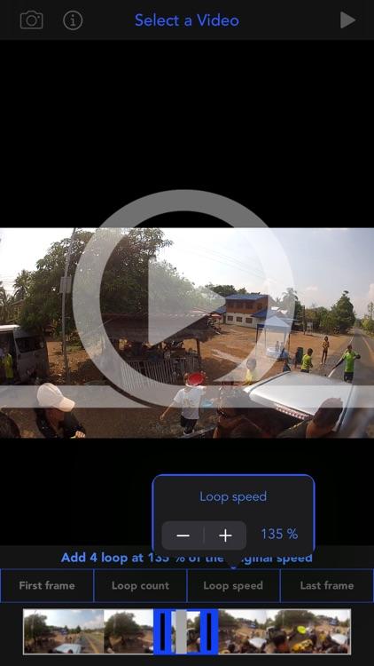 Video Loop - Loops in Videos